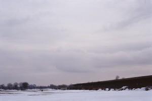 Liberty State Park Winter